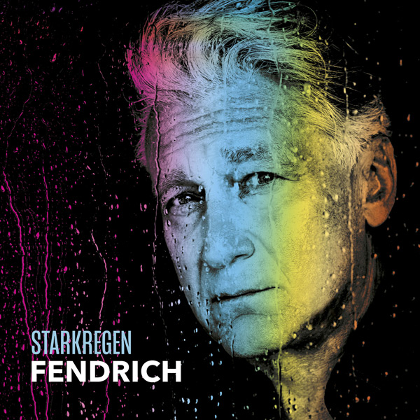 Album Cover Starkregen © Rainhard Fendrich